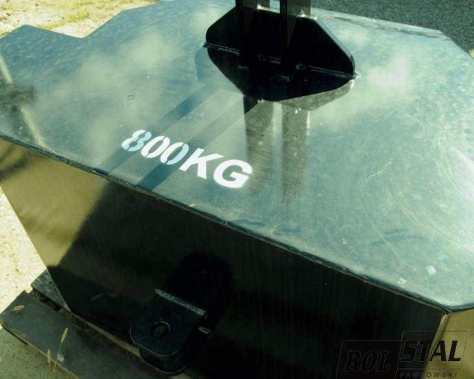 obciążnik TUZ 800 kg