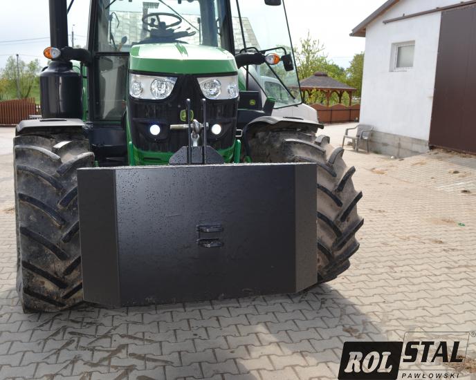 obciążnik TUZ 1200 kg